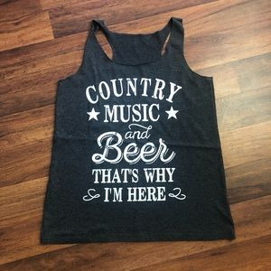 Country tank top!
